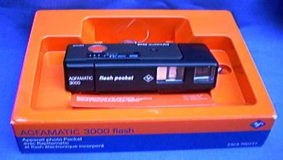AGFAMATIC 3000 FLASH POCKET