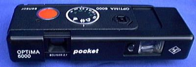 OPTIMA 5000 POCKET sensor