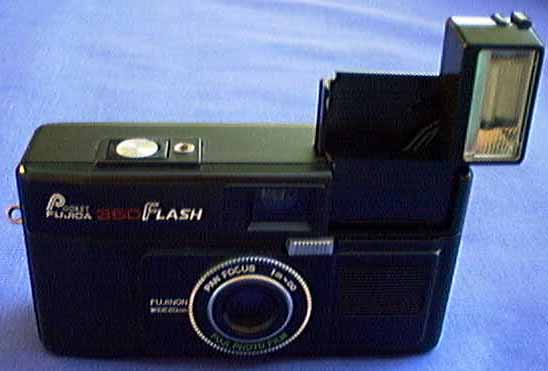 POCKET FUJICA 350 Flash