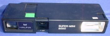 Halina Super Mini 5000