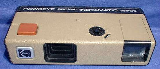 HAWKEY pocket instamatic
