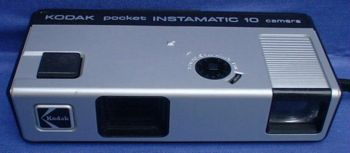 POCKET INSTAMATIC 10
