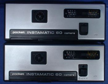 POCKET INSTAMATIC 60